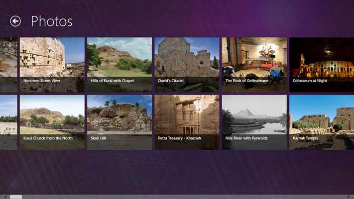Thousands of Biblical Photos to explore the world of the Bible