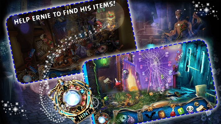 Hidden Objects Carnival Party for Windows 8