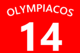 1st4Fans Olympiacos edition