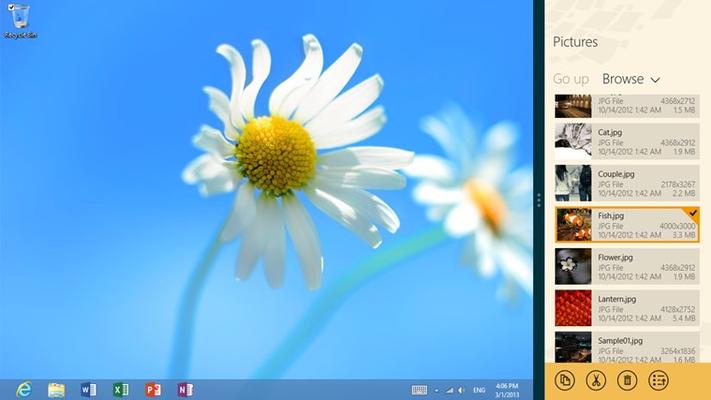 Files&Folders Lite for Windows 8