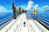 Starring Sonic – The world's fastest game character