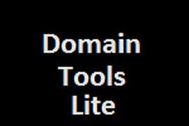 Domain Tools Lite