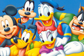 Walt Disney Cartoons