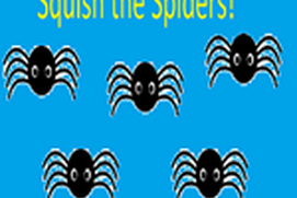 Squish the Spiders!