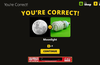Earn coins for correct answers!