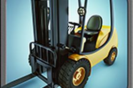 Real Forklift Operator