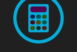 Calculator In Color