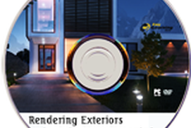 Learning Rendering Exteriors in 3ds Max Training Course
