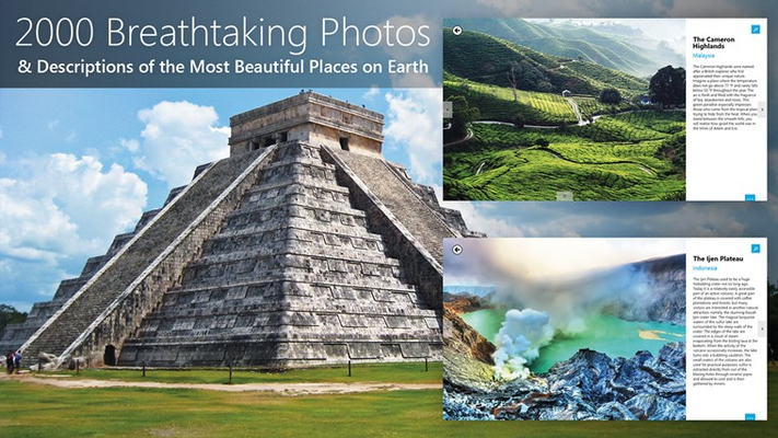 Breathtaking Photos of the Most Amazing Places in the World!