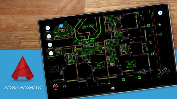 The official AutoCAD® mobile app. Any time anywhere.