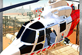 Army Helicopter Air Ambulance