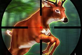 Wild Deer Hunting Adventure: A Huntsman Challenge