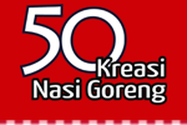 50 Resep Nasi Goreng
