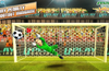 Funny penalty shootout minigame
