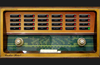 The Radio UI with a  vintage feel