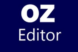 Oz Editor