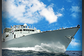 Navy Warship Attack