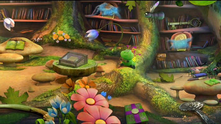 Disney Fairies Hidden Treasures for Windows 8
