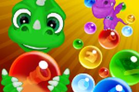 Inside Bubble Dragon