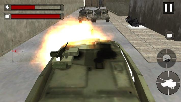 Urban Tank War for Windows 8