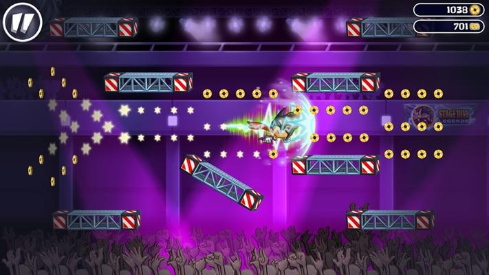 Collect crazy power-ups!