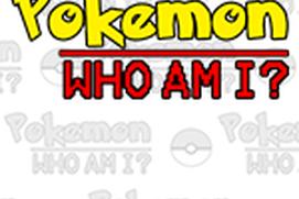 Pokemon - Who Am I?