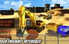 Heavy Excavator Crane 3D - Construction Simulator