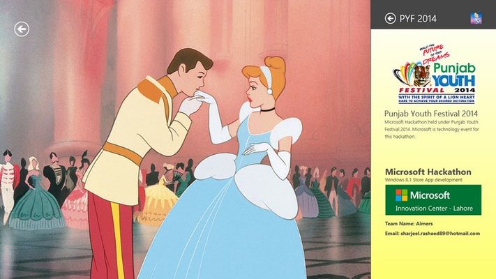prince fell in love with cinderella