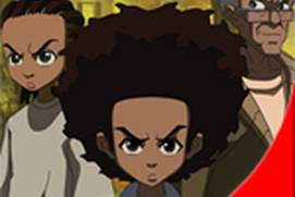 The Boondocks Full 4 Seasons