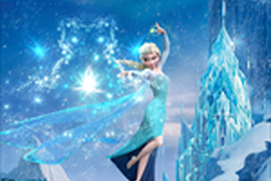 Frozen Movie Introduction Collect