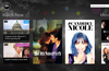 The Home Screen features movies, shows and news clips of many topics