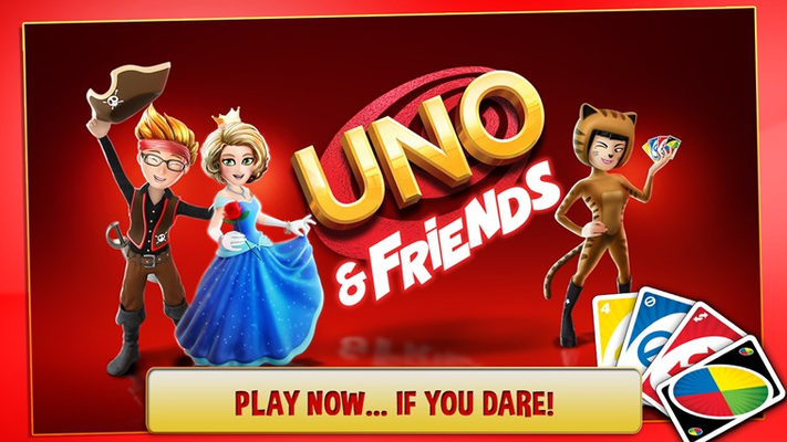 UNO ™ & Friends - The Classic Card Game Goes Social! for Windows 8