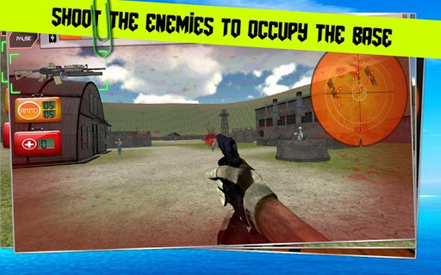 Commando Mission: World War 2 for Windows 8