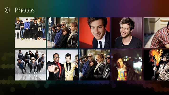 Mark Ronson & The Business Intl FANfinity for Windows 8