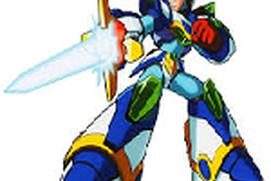Megaman X: Falcon Dash