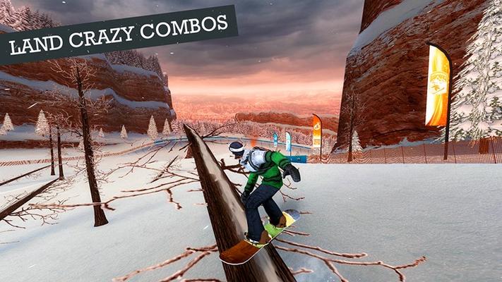 Land crazy combos