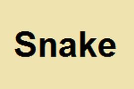 Snake++