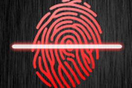 Lie Detector Fingerprint Scanner