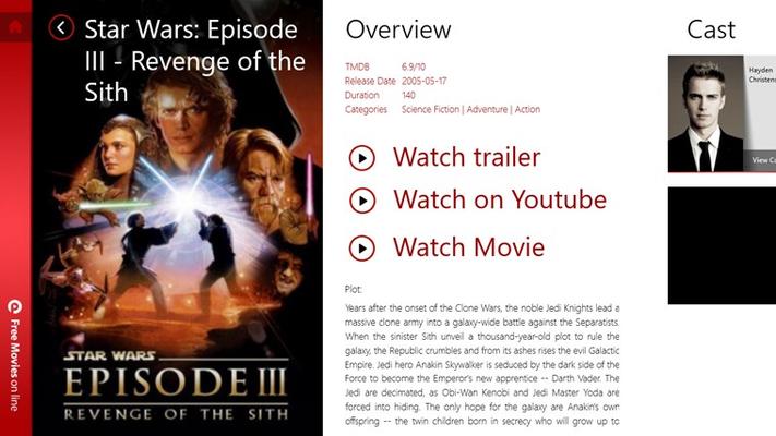 Movie details