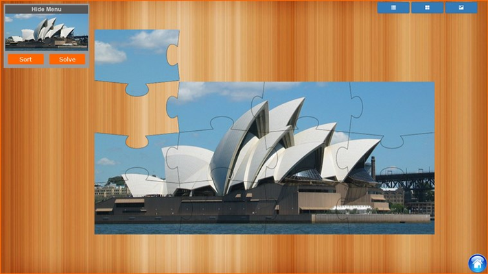 Jigsaw Puzzle . for Windows 8