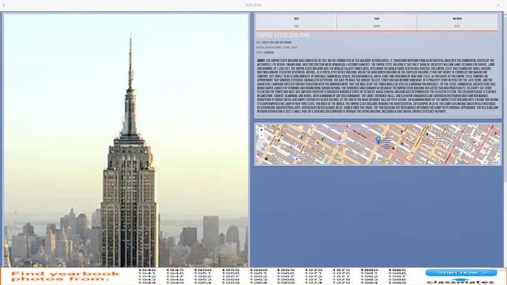 NYC Walk Detail
