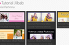Menampilkan tutorial jilbab pashmina