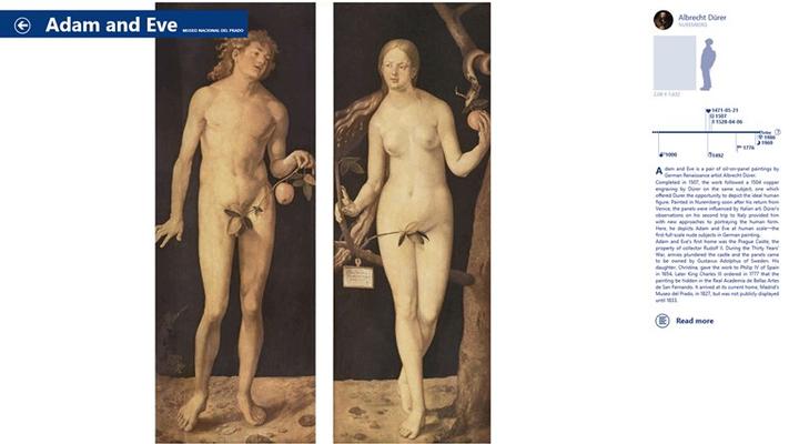 Artworks of the El Prado Museum
