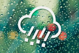 Rainy Drops - set pc to the rain