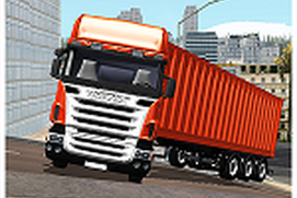 Cargo Truck Simulator - City Transporter Duty