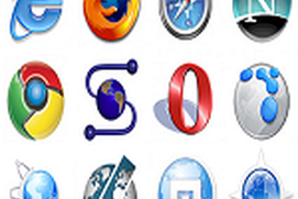 Most Viewing Browsers In 2014