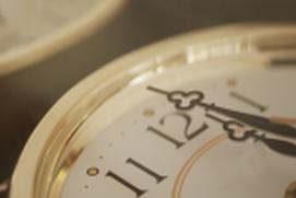 Wallpaper clock