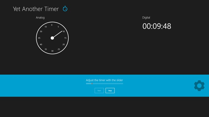 Timer has been started