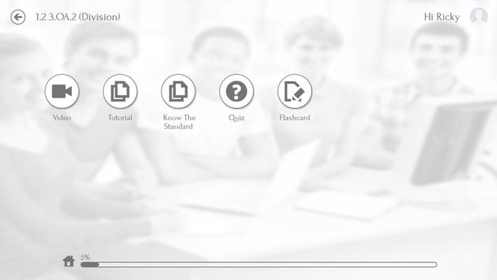 3rd Grade Common Core Math for Windows 8