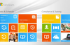 Retail Dashboard Demo for Windows 8